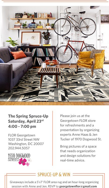 Join Us for a Fun Spring Event with FLOR