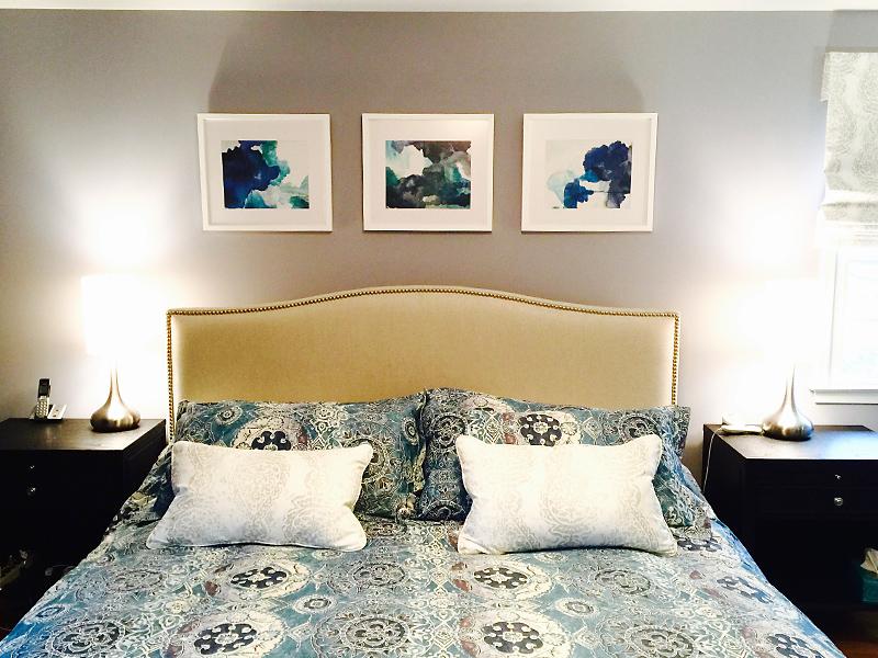 Serene Master Bedroom