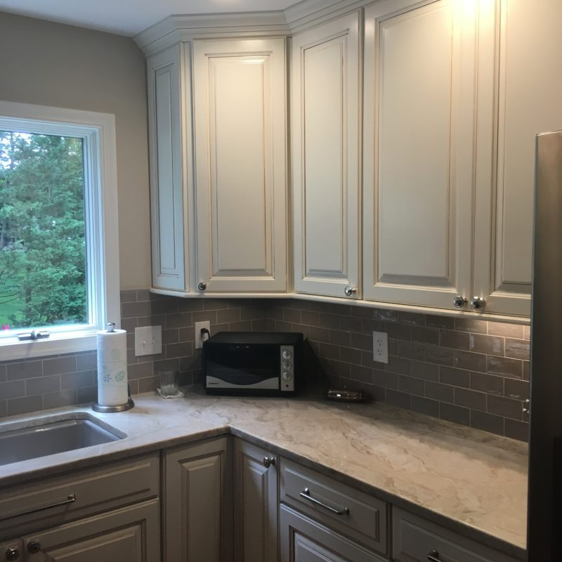 Before/After :: A Gourmet Kitchen Takes Center Stage