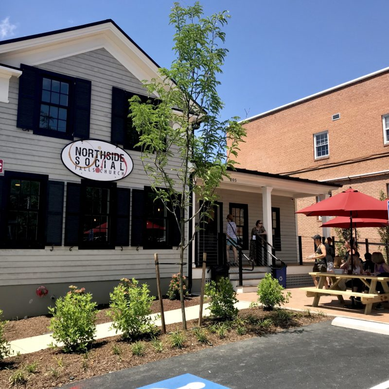 Local Treasure :: Northside Social Falls Church
