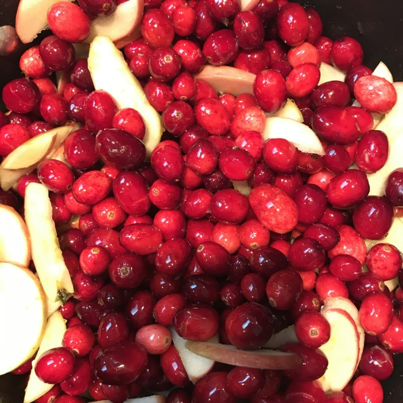 An Elegant and Delicious Cranberry Sauce