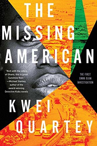 What I'm Reading Now : The Missing American