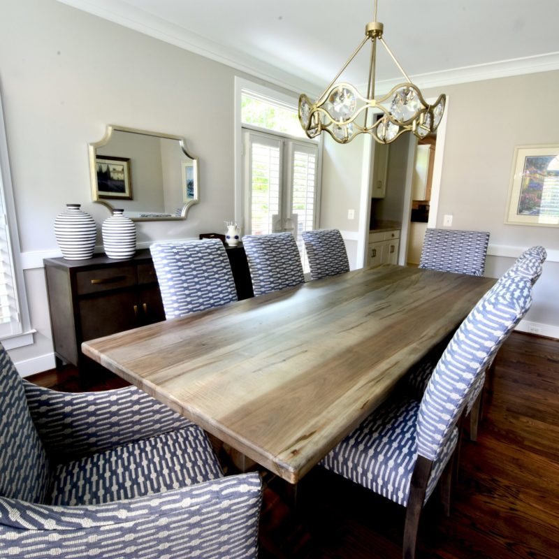 Before/After :: A Dining Room to Welcome Guests and Enjoy Everyday