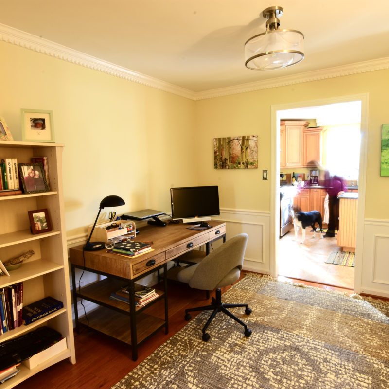 Before/After :: A Home Office
