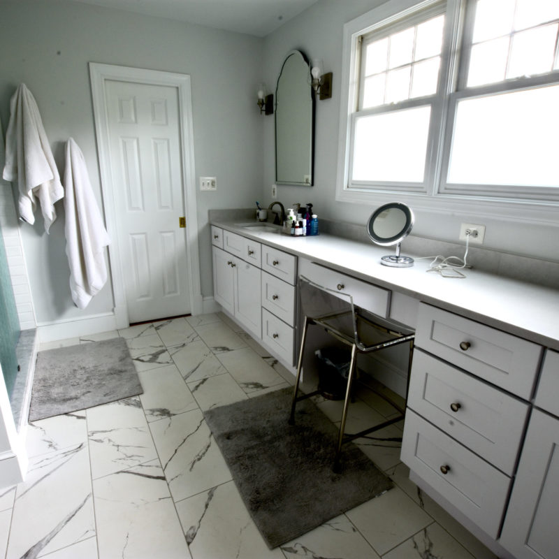 Before/After :: A Stunning Master Bath Transformation