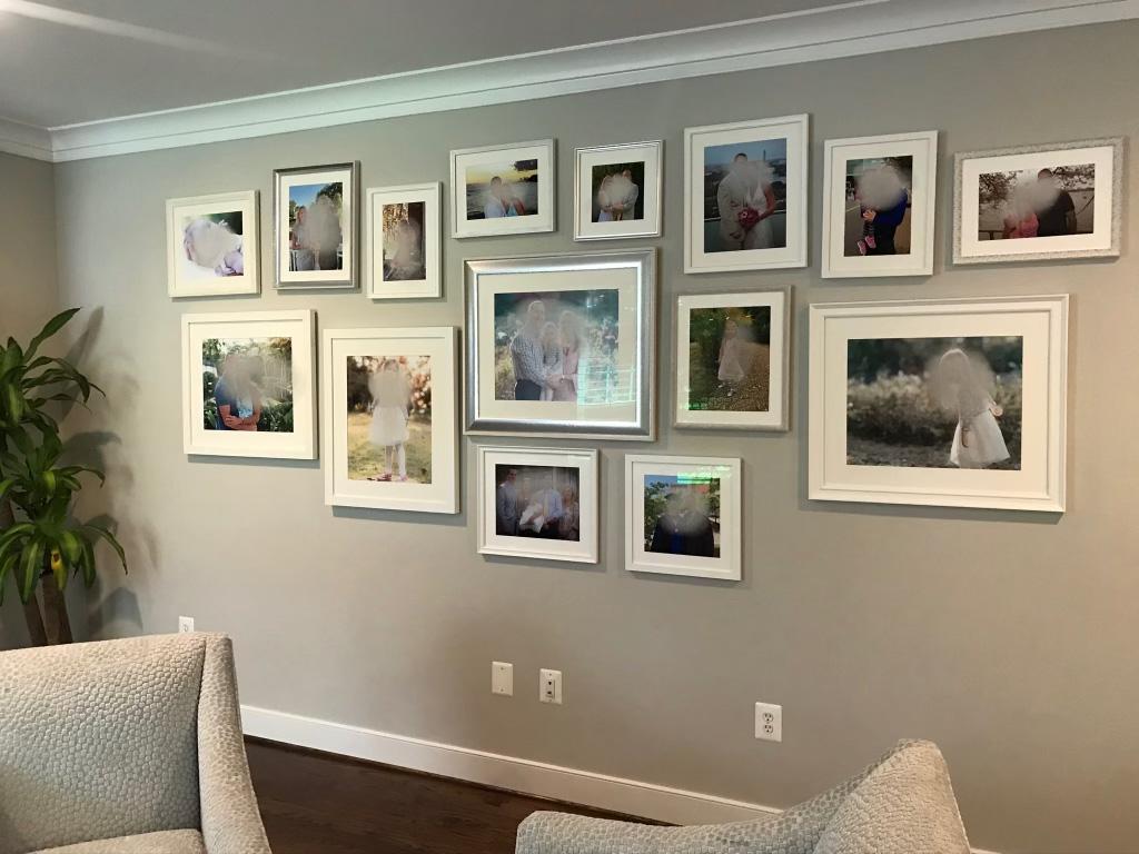 Gallery Wall Vignette