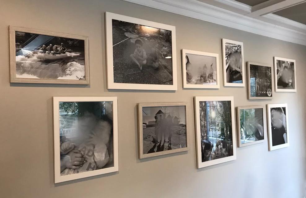 Gallery Wall Sample