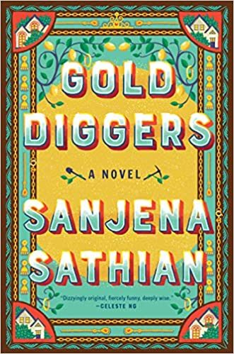 Books I'm Reading : Gold Diggers